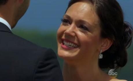 The Bachelorette Finale Recap - Desiree Hartsock Engaged