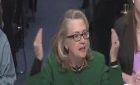 Hillary Clinton Throws Down in Benghazi Testimony: What Difference Does it Make?!