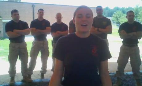 Marine Corporal to Justin Timberlake: Be My Date!