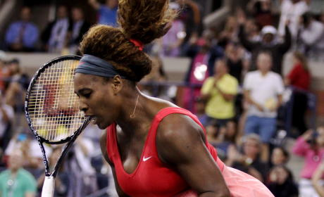 Serena Williams Wins U.S. Open, Celebrities React with Glee
