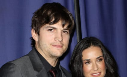 Ashton Kutcher Files to Divorce Demi Moore