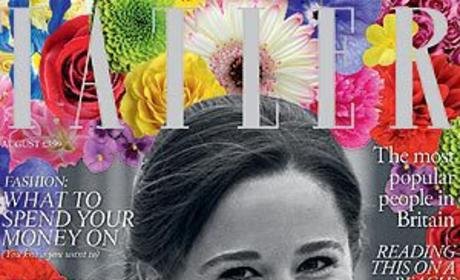 Pippa Middleton Tatler Cover