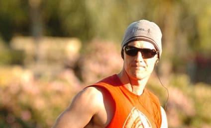 Matthew McConaughey Keeps Shirt on, Imbibes, Celebrates Birthday