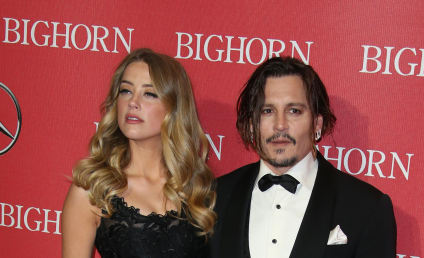 Amber Heard: Broke & Homeless Following Divorce From Johnny Depp?!