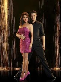 Lisa Vanderpump and Gleb Savchenko