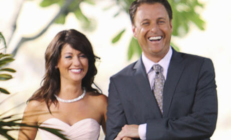 Chris Harrison, Jillian Harris
