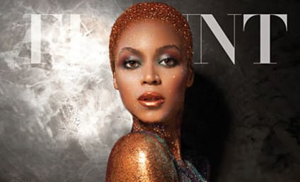 Beyonce: Nude for Flaunt!
