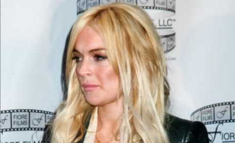 Report: Lindsay Lohan Still Mulling Guilty Plea