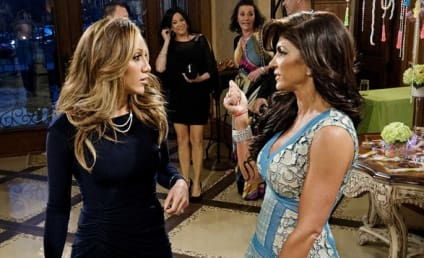 The Real Housewives of New Jersey Season 7: Who's In?