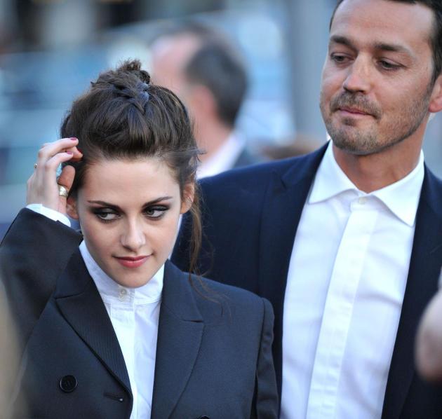 Rupert Sanders and Kristen Stewart Photo