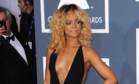 Grammy Awards Fashion Face-Off: Rihanna vs. Katy Perry