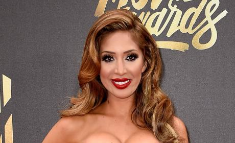 Farrah Abraham MTV Movie Awards Photo