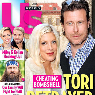 Dean McDermott Cheating on Tori Spelling!