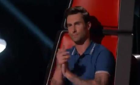 "Adam Levine Defends ""I Hate This Country"" Remark as a Joke"