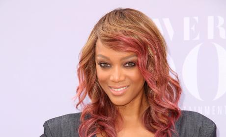 "Tyra Banks Welcomes ""Miracle Baby"" Boy!"