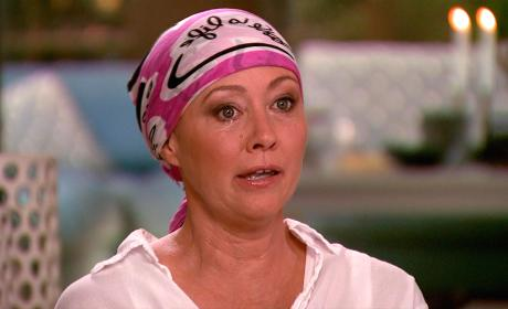 Shannen Doherty Talks Cancer Treatment