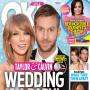 Taylor and Calvin Ok! Mag