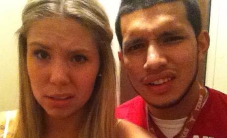 Javi and Kailyn Lowry