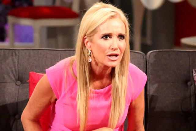 Kim Richards Gets Arrested