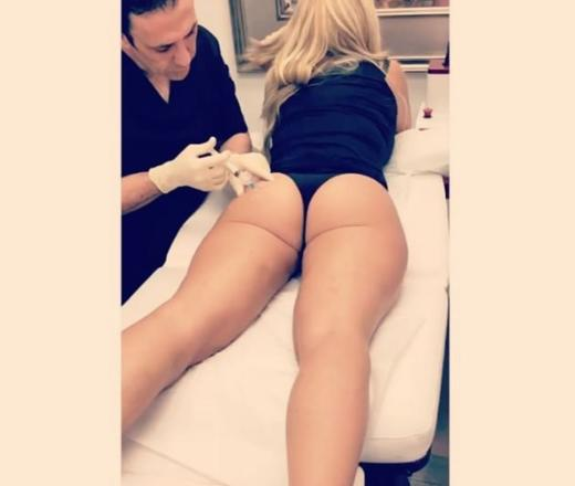 kim zolciak vs kim kardashian it s a butt selfie war