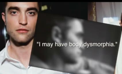 Robert Pattinson Questions Good Looks, May Have Body Dysmorphia