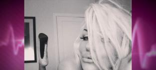 Courtney Stodden: Naked Selfie on Instagram!