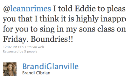 Brandi Glanville to LeAnn Rimes: Show Some Respect!