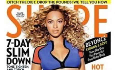 Beyonce Shape Cover