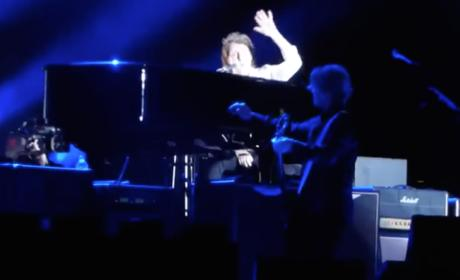 Paul McCartney Dedicates Song to Charleston Shooting Victims