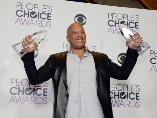 Vin Diesel, The People's Choice