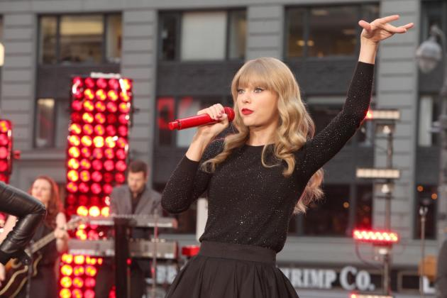 Taylor Swift Concert Photograph
