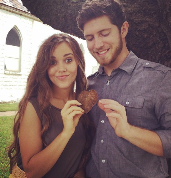 Jessa Duggar and Ben Seewald <3