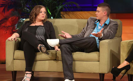 Tyler Baltierra: I Want to Quit Teen Mom!