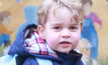 See Prince George's First Nursery School Pics!