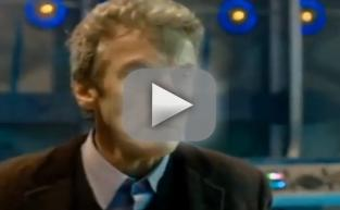 Peter Capaldi Debuts as Doctor Who