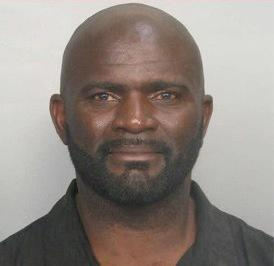 Lawrence Taylor Mug Shot