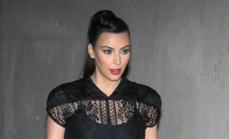 Kardashian in LA