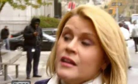 Genevieve Sabourin, Alec Baldwin Stalker, JAILED For Contempt of Court