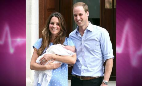 "Kate Middleton & Prince William Accused of ""Abandoning"" Prince George on Vacation"
