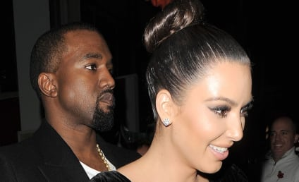 Kim Kardashian and Kanye West: Major PDA Alert!