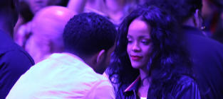 Drake and Rihanna: Date Night Photos