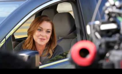 Lindsay Lohan Super Bowl Commercial Mocks Terrible Driving History