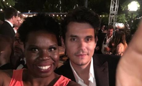 Leslie Jones Rules the Emmys, Wants to Bang John Mayer