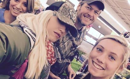 Blake Shelton: Planning to Propose to Gwen Stefani in Oklahoma?