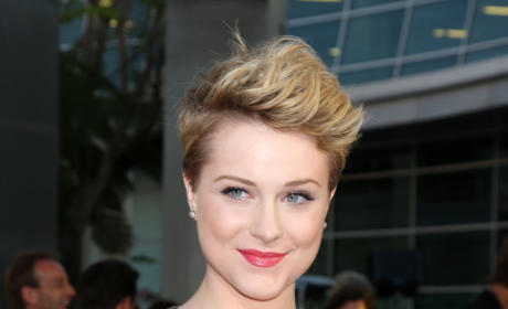 Evan Rachel Wood Haircut