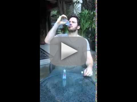 Chris Pratt Takes Ice Bucket Challenge