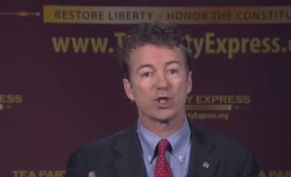 Rand Paul Gives State of the Union Response on Behalf of Tea Party
