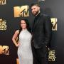 Jenelle Evans and David Eason: 2016 MTV Movie Awards