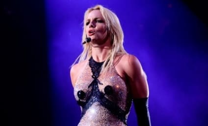 Britney Spears Performs, Goes Clubbing in Dallas