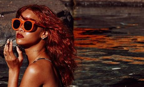 Rihanna Bikini Photos Are the Stuff Dreams Are Made Of